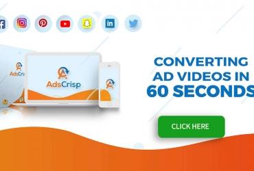 Adscrisp Review: 37-in-1 Video Ads Creation Suite [Discount & $10,000 Bonuses]